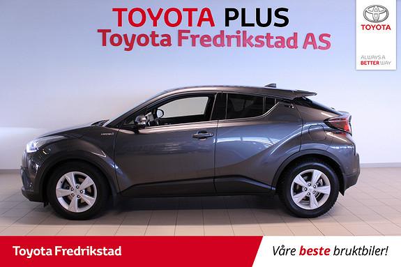 Toyota C-HR 1,8i Hybrid Supreme Tech  2017, 12831 km, kr 319000,-