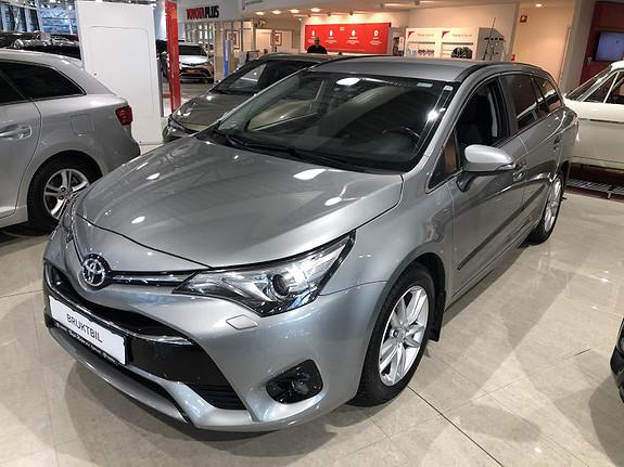 Toyota Avensis Touring Sports 1,8 Active M-drive 7S m/DAB+ & Navi  2015, 38337 km, kr 249000,-