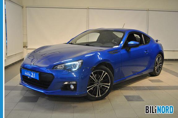 Bilbilde: Subaru BRZ