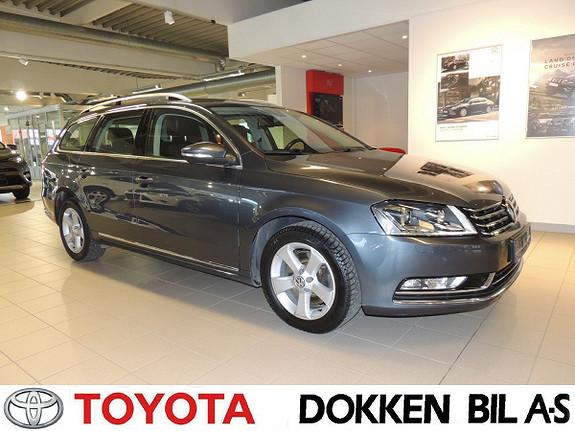 Volkswagen Passat 2,0 TDI 140hk BMT Highline DSG  2012, 120000 km, kr 139000,-