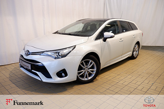 Toyota Avensis Touring Sports 1,8 Active Style M-drive 7S  2016, 26805 km, kr 259000,-
