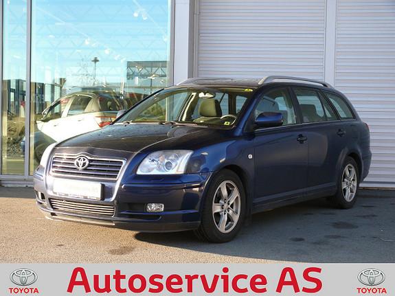 Toyota Avensis 1,8 Sol Business  2004, 197000 km, kr 49000,-