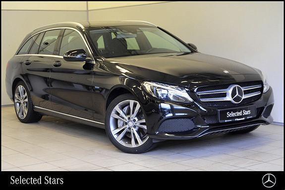Mercedes-Benz C-Klasse C350e (Plug-In) T . Servicer, Hengerfeste, Airmatic,  2017, 42000 km, kr 349000,-