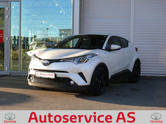 Toyota C-HR 1,8 WT-i Hybrid Supreme  2017, 28000 km, kr 299000,-