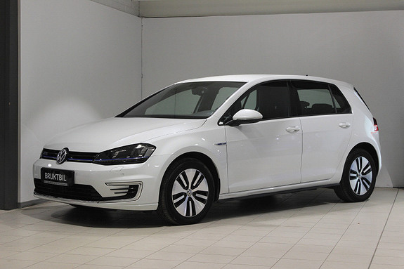 Volkswagen Golf GTE Hybrid 204hk LED, Adaptiv Cruise, Bluetooth++  2015, 46300 km, kr 219000,-