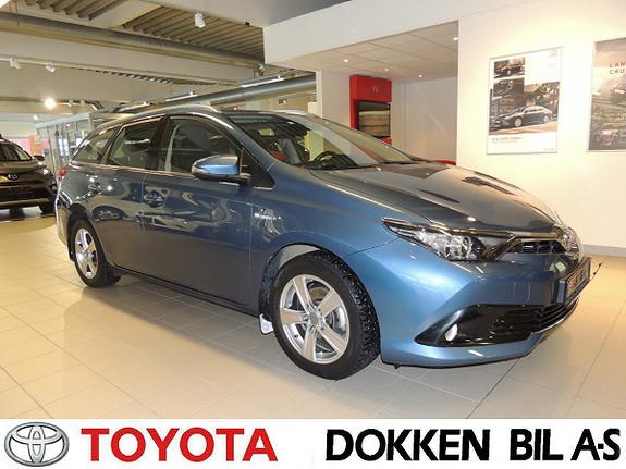 Toyota Auris 1,8 Hybrid E-CVT Active S Navi Go  2016, 42386 km, kr 219000,-