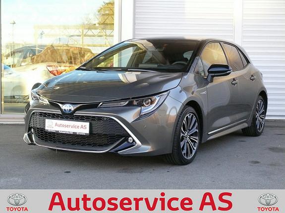 Toyota Corolla 1,8 Hybrid e-CVT Executive Bi-Tone  2019, 4000 km, kr 369000,-