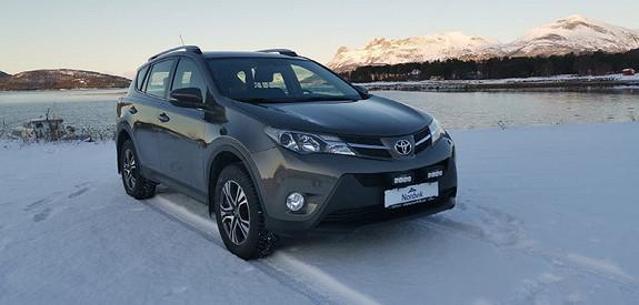 Toyota RAV4 2,0 D-4D 4WD Sense  2015, 144580 km, kr 219000,-