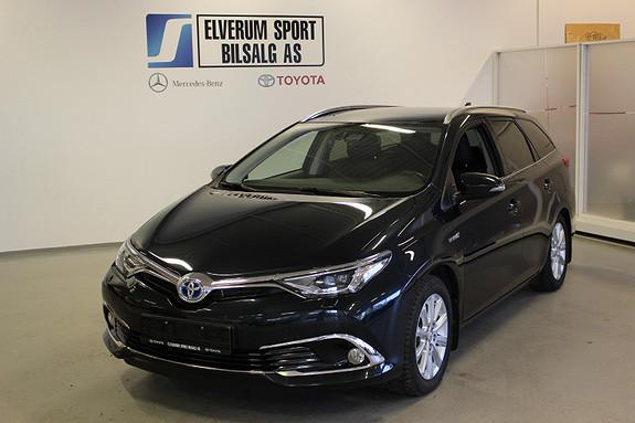 Toyota Auris 1,8 Hybrid E-CVT Executive  2016, 60000 km, kr 209000,-