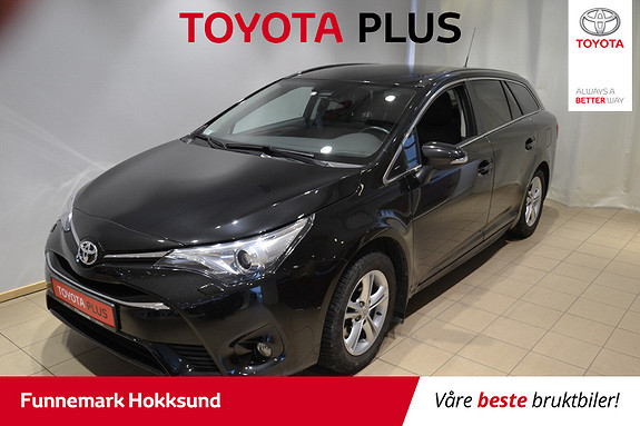 Toyota Avensis Touring Sports 1,8 Active Style M-drive 7S  2016, 44300 km, kr 238000,-