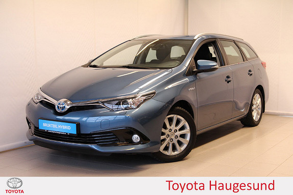 Toyota Auris Touring Sports 1,8 Hybrid Active S  2015, 43 360 km, kr 189 000,-