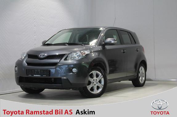 Toyota Urban Cruiser 1,4 D-4D Dynamic AWD Med Fjernstyrt Eber  2012, 123700 km, kr 115000,-