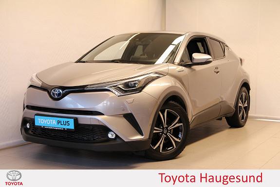 Toyota C-HR 1,8i Hybrid Supreme Tech  2017, 44309 km, kr 299000,-