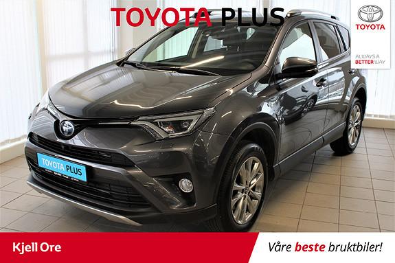 Toyota RAV4 Hybrid AWD Executive Toppmodell!  2019, 13344 km, kr 469000,-