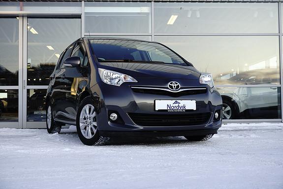 Toyota Verso-S 1,33 Dynamic Multidrive S  2014, 70572 km, kr 139000,-