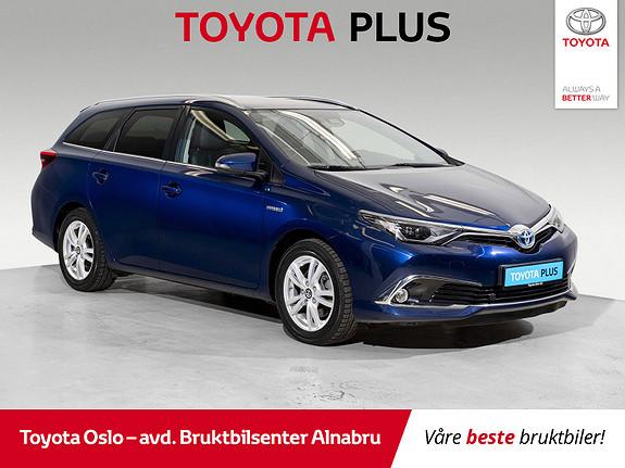 Toyota Auris Touring Sports 1,8 Hybrid Executive  2017, 27850 km, kr 248900,-