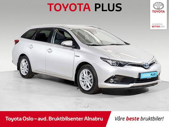 Toyota Auris Touring Sports 1,8 Hybrid Active Sport  2017, 40194 km, kr 224900,-