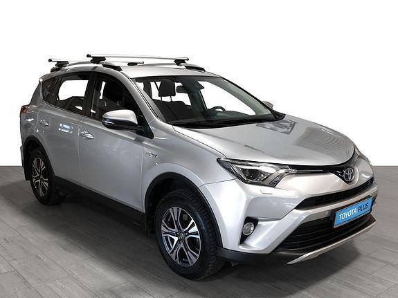 Toyota RAV4 Hybrid 4WD Active S  2016, 62620 km, kr 339000,-