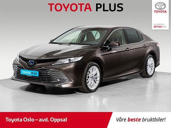 Toyota Camry Hybrid Platinum Toppmodell !  2019, 17315 km, kr 474900,-