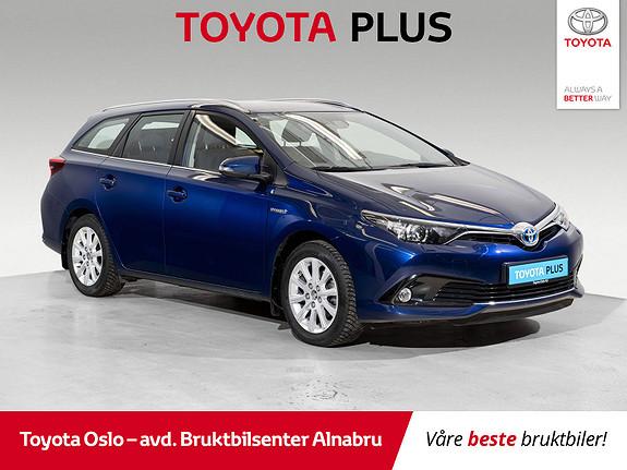 Toyota Auris 1,8 Hybrid E-CVT Active  2015, 42712 km, kr 189000,-