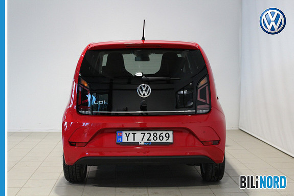 Bilbilde: Volkswagen UP!