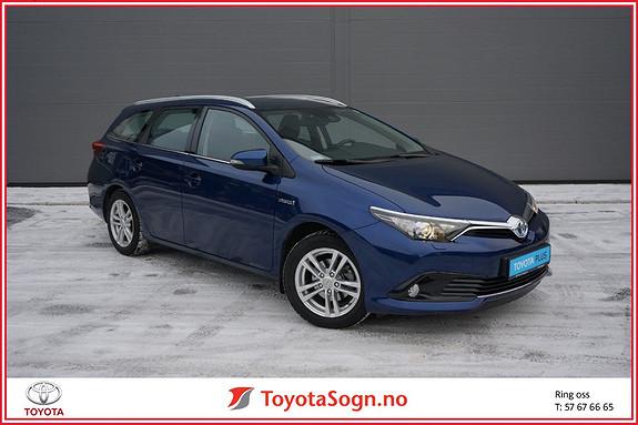 Toyota Auris Touring Sports 1,8 Hybrid Active  2016, 40247 km, kr 209000,-
