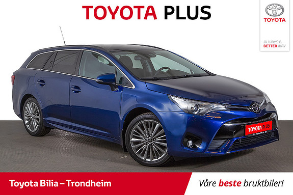 Toyota Avensis Touring Sports 1,8 Active Style M-drive 7S  2016, 59 614 km, kr 228 000,-