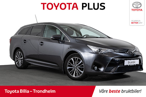 Toyota Avensis Touring Sports 1,8 Active M-drive 7S  2016, 54 659 km, kr 239 000,-