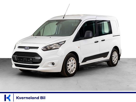 Ford Transit Connect 200L1 1,6 TDCi 75hk Trend Skinntrekk/Webasto/Bluetooth!  2016, 26910 km, kr 149000,-