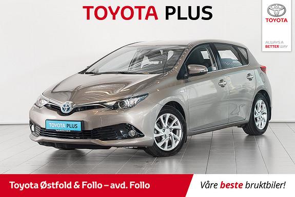 Toyota Auris 1,8 Hybrid E-CVT Active S  2015, 83777 km, kr 165000,-