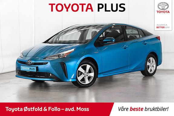 Toyota Prius 1,8 VVT-i Hybrid AWD-i Executive / DEMOBIL / LAV KM  2019, 7100 km, kr 338000,-