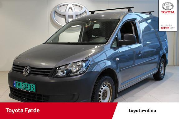 Volkswagen Caddy Maxi 1.6 102 TDI BMT  2012, 99320 km, kr 96000,-