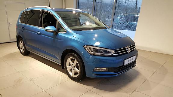 Volkswagen Touran 1,6 110 TDI Highline 7 seter  2016, 65902 km, kr 269000,-