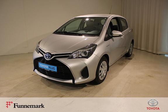 Toyota Yaris 1,5 Hybrid Active e-CVT  2016, 37500 km, kr 169000,-