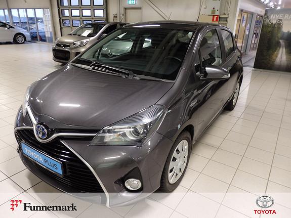 Toyota Yaris 1,5 Hybrid Active S e-CVT  2016, 38000 km, kr 179000,-