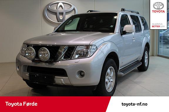 Nissan Pathfinder 2,5 DCI SE Aut 190Hk  2011, 237701 km, kr 144000,-