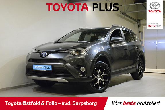 Toyota RAV4 Hybrid 2WD Active Style , HENGERFESTE,  2017, 25000 km, kr 358000,-