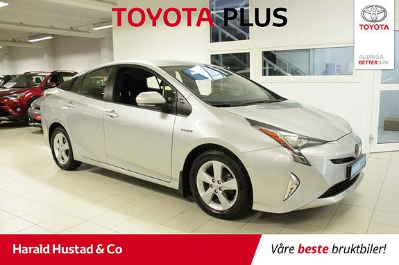 Toyota Prius 1,8 VVT-i Hybrid Executive  2016, 33671 km, kr 234000,-