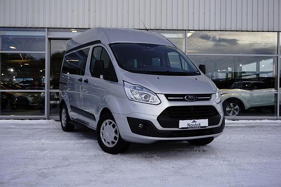 Ford Tourneo Custom 2,2 TDCi 125hk L1 Titanium  2015, 27861 km, kr 415000,-