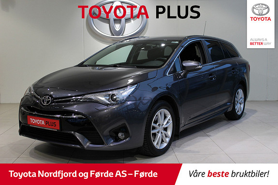 Toyota Avensis Touring Sports 1,8 Active M-drive 7S  2017, 19556 km, kr 289000,-