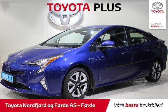Toyota Prius 1,8 VVT-i Hybrid Executive  2016, 38000 km, kr 239000,-