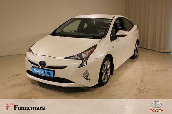 Toyota Prius 1,8 VVT-i Hybrid Executive  2016, 16700 km, kr 229000,-