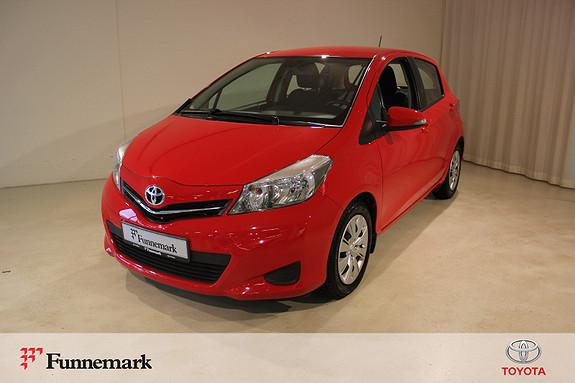 Toyota Yaris 1,4 D-4D Active  2012, 101400 km, kr 89000,-