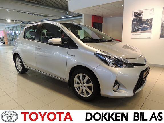 Toyota Yaris 1,5 Hybrid Active  2012, 106000 km, kr 109000,-
