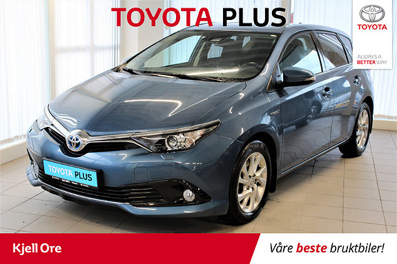 Toyota Auris 1,8 Hybrid E-CVT Active Sport m/ Tectyl, Navi ++  2018, 44428 km, kr 229000,-