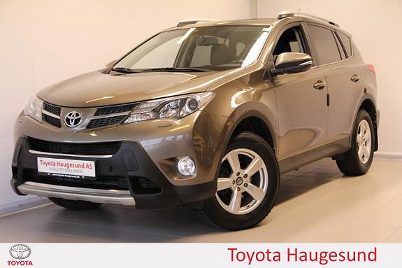 Toyota RAV4 2,0 4WD Active  2013, 92644 km, kr 249000,-