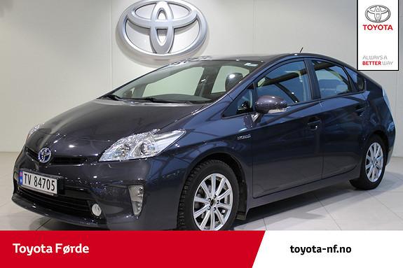 Toyota Prius 1,8 VVT-i Hybrid Comfort  2013, 29718 km, kr 164000,-