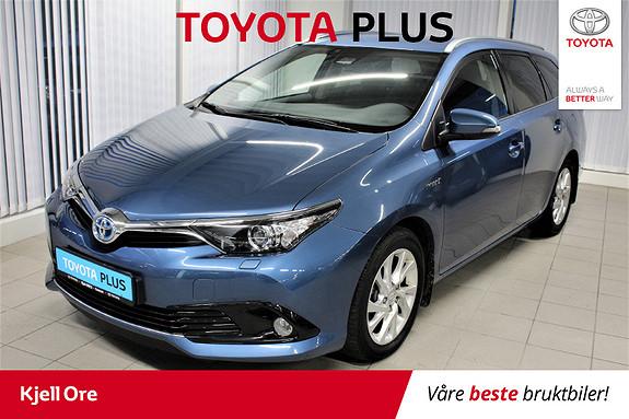 Toyota Auris Touring Sports 1,8 Hybrid Active Sport m/ Navi, DAB ++  2018, 44806 km, kr 245000,-
