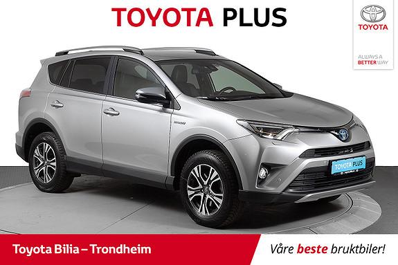 Toyota RAV4 Hybrid AWD 71n Edition  2018, 31757 km, kr 388000,-