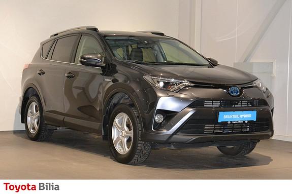 Toyota RAV4 Hybrid AWD Executive skinn, navi, kamera,  2016, 61000 km, kr 329000,-